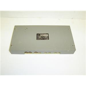 Boaters Resale Shop Of TX 1510 1721.07 FURUNO TYPE CB-100 JUNCTION BOX ONLY