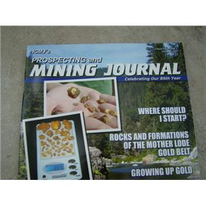ICMJ's Prospecting & Mining Journal Magazine October2015 Big Nuggets Chris Ralph