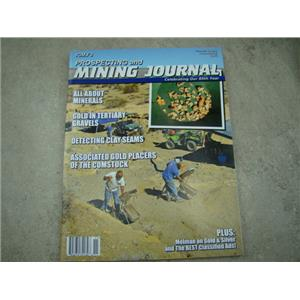 ICMJ's Prospecting & Mining Journal Magazine Novembar 2015 Octoberfest