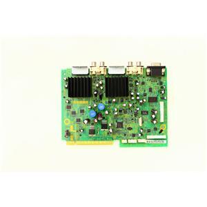 Pioneer PRO-810HD I/O Assembly AWZ6962
