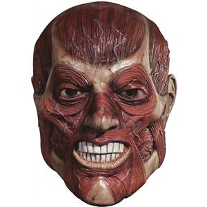 Skinner Adult Mask Exposed Muscle and Veins