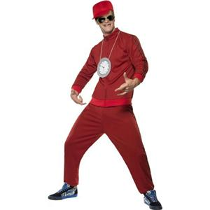 Flava Flav Rapper Adult Men's Costume