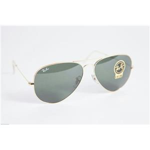 Ray Ban RB3026 Classic Large Aviator Sunglasses