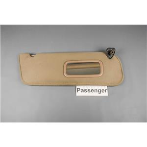 2000 Ford Ranger Sun Visor - Passenger Side with Mirror . ekusparts 611c76adc96