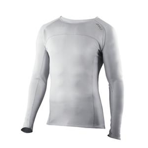 2XU Tech Speed X Run Singlet Men's Medium White