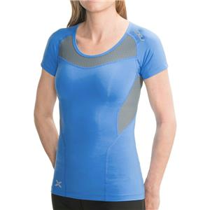 2XU Base Compression Short Sleeve Top Women's