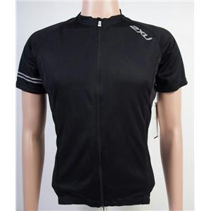 2XU Road Comp Cycling Jersey Men's Black