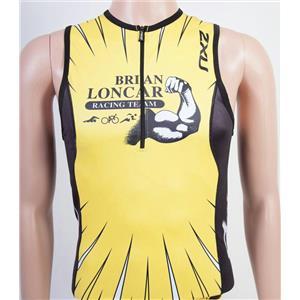 2XU Endurance Tri Singlet Brian Loncar Racinng Men's