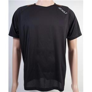 2XU GHST Short Sleeve Top Men's Black