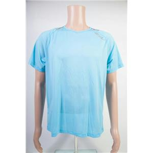 2XU GHST Short Sleeve Top Men's Light Blue