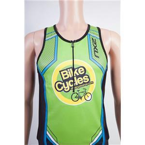 2XU Bike Cycles Custom Endurance Tri Singlet Women's