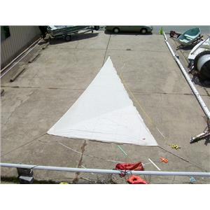 Boaters' Resale Shop of Tx 1306 1225.92 H.O. jib w 29-10 luff by Shur Sailmakers