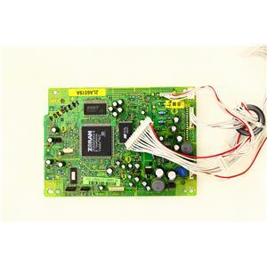 Sharp LC-20DV20U Digital-PWB Assy A5X501G130