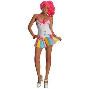 Secret Wishes Women's Candy Girl Lollipop 80s Fancy Dress Up Costume Size Large