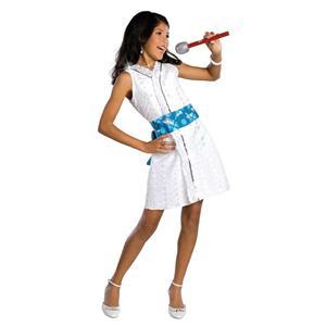 High School Musical: Gabriella Star Dazzle Deluxe Child Costume Size Small