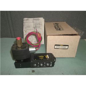 New Asco EF55100083 Solenoid Valve Watertight/Explosion Proof 5 Way