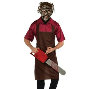 Leatherface Texas Chainsaw Massacre Adult Costume Size Standard