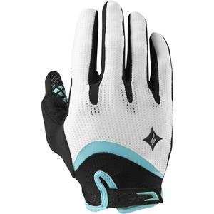 Specialized Women's BG Gel Touch Screen Compatible Cycling Gloves Wiretap Large