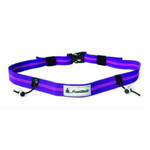 Fuelbelt Ironman Collection Reflective Race Number Belt