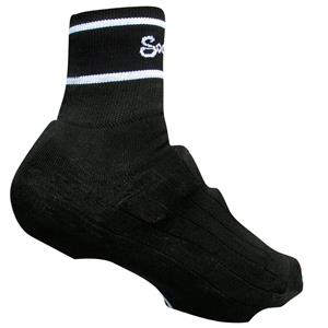 Sockguy Cordura Cycling Shoe Covers S/M Black