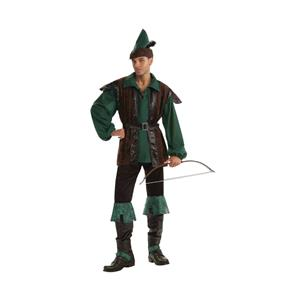 Robin Hood Hunter Adult Costume Size XL