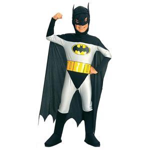 Rubie's Batman Child Costume Size Medium 8-10 18722