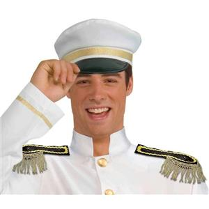 Black Military Epaulettes Costume Accessory