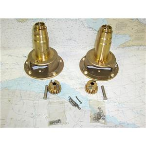 Boaters' Resale Shop of TX 1602 2045.02 LEWMAR 48ST WINCH CENTER STEM PARTS