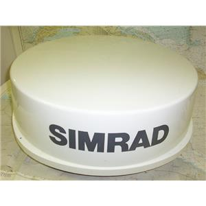 "Boaters Resale Shop of Tx 1808 2151.01  SIMRAD RB715A 4kW 24"" RADAR DOME ONLY"