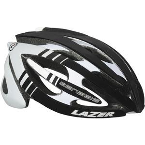 Lazer Genesis Helmet Large Black/White