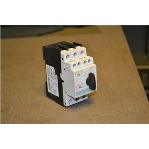 Siemens 3RV1021-1EA10 Motor Starter Protector 2.8-4 Amp 3RV10211EA10