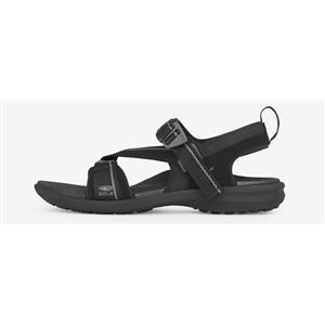 Sole Navigate Sandal Black Women's 7