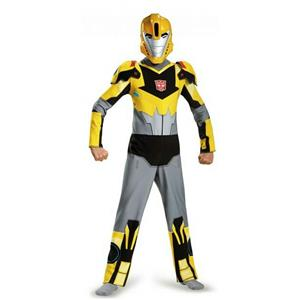 Transformers: Bumblebee Classic Child Animated Costume Size Large 10-12