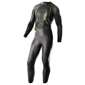 2XU A:1 ACTIVE Wetsuit Black/Green Medium