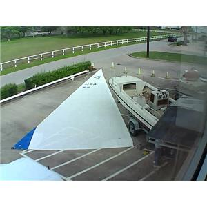 Tayana RF Mainsail w Luff 55-3 from Boaters' Resale Shop of TX 1603 2051.92