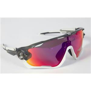 Oakley Jawbreaker Sunglasses Matte Grey Smoke / Prizm Road