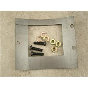 "Rock Crusher Replacement Cover for Screens - K&M Crushers - OEM 11"" Crushers"