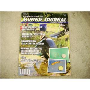 ICMJ's Prospecting & Mining Journal Magazine May 2016, Hard Rock Prospecting