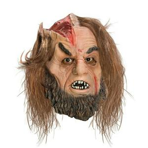 Clash of the Titans Movie Calibos 3/4 Vinyl Child Mask