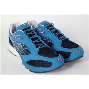 Fila Racer 6 Running Shoes Blue 11 EU 44.5