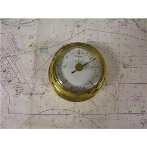 "Boaters Resale Shop of Tx 1605 4101.01 WEEMS & PLATH 2-1/2"" BAROMETER"