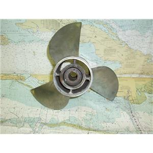 Boaters Resale Shop of Tx 1604 0754.25 QUICKSILVER 48 89802A-4 THREE BLADE PROP