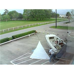 DeVries Grouw HO Jib w Luff 25-7 from Boaters' Resale Shop of TX 1603 0525.92