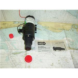 Boaters Resale Shop of Tx 1604 0755.02 JABSCO 18590-2094 MACERATOR 24 VOLT PUMP