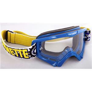 Arnette Mini Series MX Gears Blue w/Clear Goggles