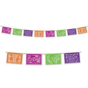 Day Of The Dead Picade Banner Decoration Sign. Size: 12 ft