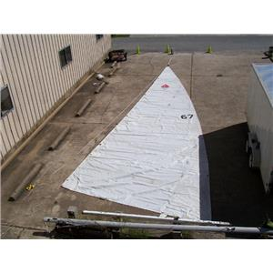 Full Batten Type Mainsail w 43-0 Luff Boaters' Resale Shop of Tx 1409 2752.91
