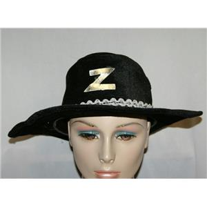 Zorro Hat The Legend Of Zorro Black Hat
