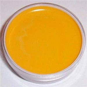 Mehron Yellow Color Cup Makeup Pot