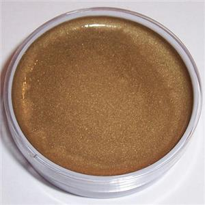 Mehron Gold Color Cup Makeup Pot